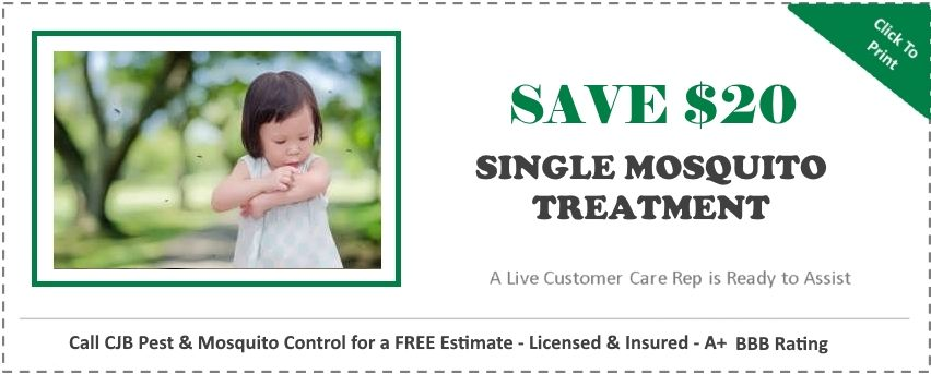mosquito spraying coupon